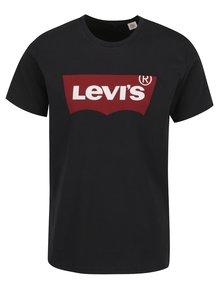 Černé pánské triko s potiskem Levi's®