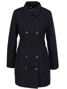 Tmavě modrý dámský kabát Geox