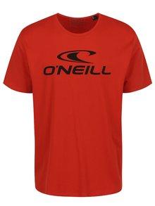 Tricou roșu O'Neill cu print logo