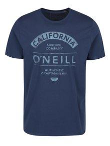 Tricou albastru închis O'Neill cu imprimeu