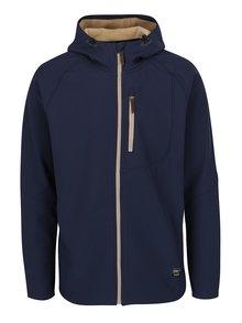Jachetă bleumarin O'Neill Exile cu glugă