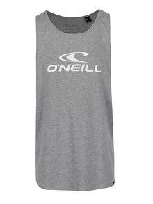 Světle šedé pánské tílko O'Neill