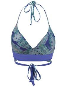 Modro-zelené dámské oboustranné plavky O'Neill