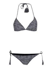 Costum de baie alb&negru O'Neill cu imprimeu