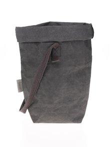 Tmavosivá taška s jedným popruhom UASHMAMA® Carry One
