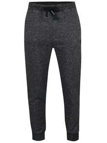 Pantaloni sport gri melanj MEATFLY Joy 2  pentru bărbați