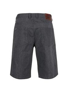 Pantaloni scurti gri inchis melanj MEATFLY Bobber