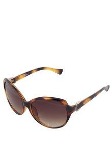 Hnedé dámske okuliare Gionni