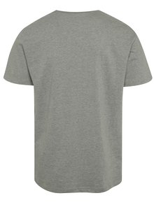 Šedé pánské tričko s potiskem NUGGET Chrono