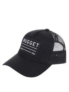 Șapcă neagră NUGGET Slope pentru bărbați