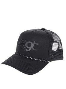 Șapcă neagră NUGGET Aperture pentru bărbați