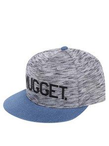 Șapcă albastru & gri NUGGET Grain pentru bărbați
