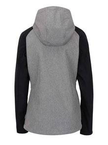 Jacheta gri & negru NUGGET Parity pentru femei