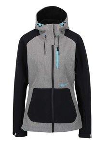 Jachetă gri & negru NUGGET Parity pentru femei