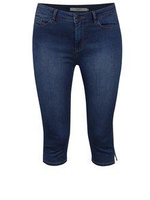 Modré tříčtvrteční džíny VERO MODA Seven