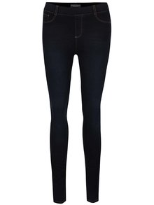 Tmavomodré ultra soft jeggins Dorothy Perkins Tall
