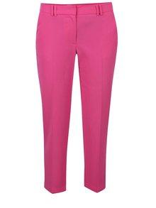 Ružové skrátené nohavice Dorothy Perkins