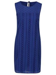 Tmavě modré šaty z madeiry Dorothy Perkins