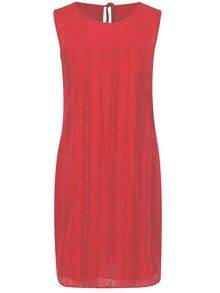 Tmavoružové šaty z Madeiry Dorothy Perkins