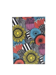 Carnet multicolor Chronicle Marimekko
