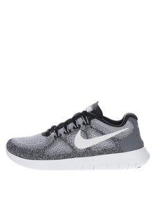Pantofi sport gri  Nike Free run unisex