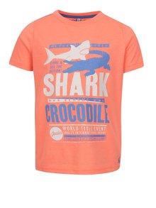 Tricou portocaliu Tom Joule pentru băieți
