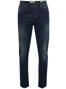 Modré džíny s potrhaným efektem Blend