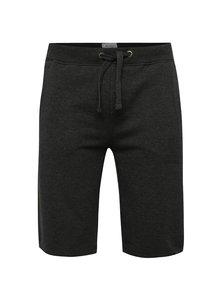 Pantaloni scurți sport gri închis Blend