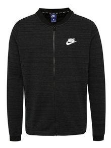 Jachetă bomber negru melanj Nike Sportswear Advance 15  pentru bărbați