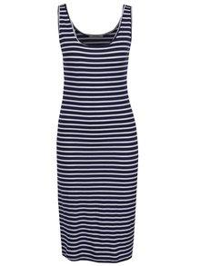 Bílo-modré pruhované šaty Haily´s Chinaly