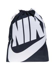 Tmavomodrý pánsky vak s potlačou Nike