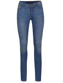 Svetlomodré super skinny rifle Dorothy Perkins Tall