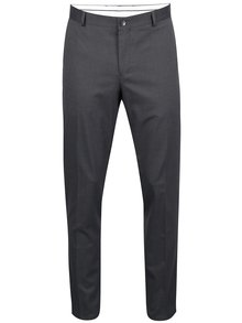 Pantaloni chino gri Selected Homme Mathsaul