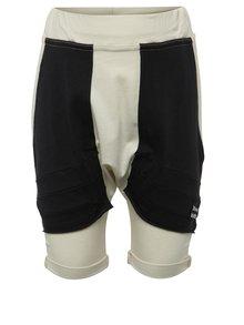 Čierno-krémové detské šortky 3fnky kids