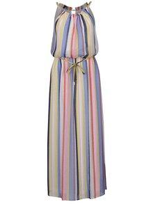 Rochie maxi multicoloră Dorothy Perkins Petite cu model în dungi