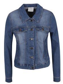 Jachetă albastră VERO MODA New Soya din denim