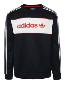 Hanorac bleumarin adidas Originals