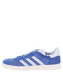 Pantofi sport albastri adidas Originals Gazelle pentru barbati