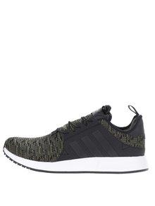 Pantofi sport negru & kaki pentru bărbați adidas Originals X_ PLR
