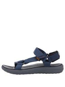 Šedo-modré pánské sandály Teva