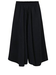 Pantaloni culottes negri Bianca Popp