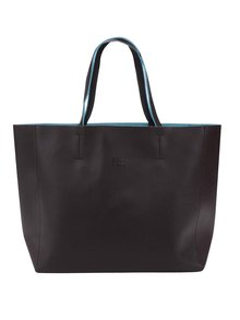 Tmavohnedý shopper Fez by Fez Shopper