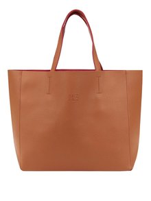 Oranžový shopper Fez by Fez Shopper