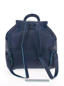 Modrý batoh so zipsom Fez by Fez Zaino Zip
