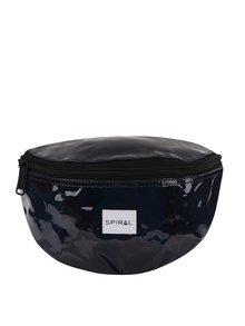 Borsetă neagră Spiral Harvard Mum Bag pentru femei
