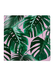 Panza cu print tropical Butter Kings