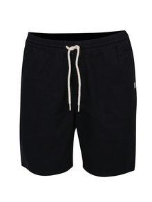 Pantaloni negri VANS Range cu talie elastică