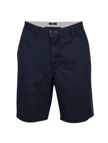 Pantaloni scurți albastru închis VANS cu buzunare oblice