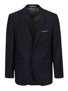 Tmavě modré oblekové sako Burton Menswear London
