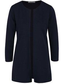 Jachetă albastru închis cu dungi în relief  Haily´s Sandy